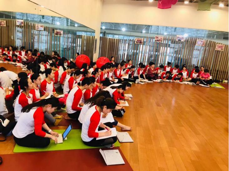 第十七期北京CTC儿童瑜伽指导师