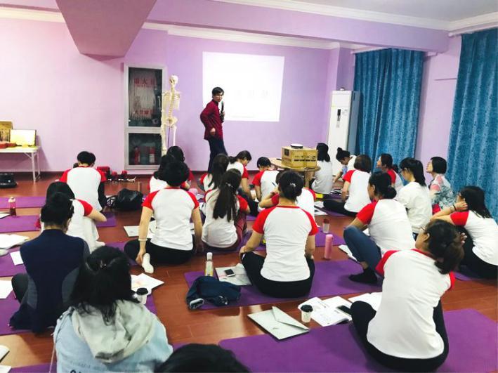 第十九期上海CCT儿童瑜伽指导师