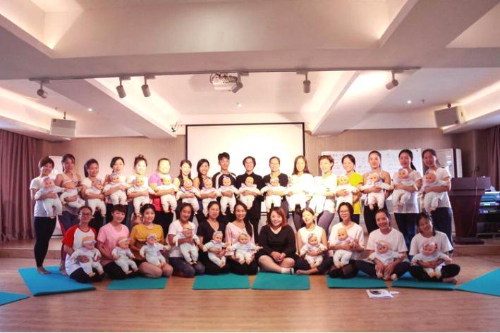 第二十四期广州PCC亲子瑜伽指导师