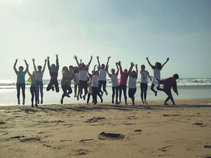 第二十八期青岛站儿童瑜伽指导师