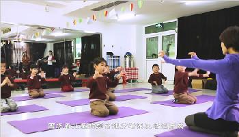 亲子瑜伽指导师
