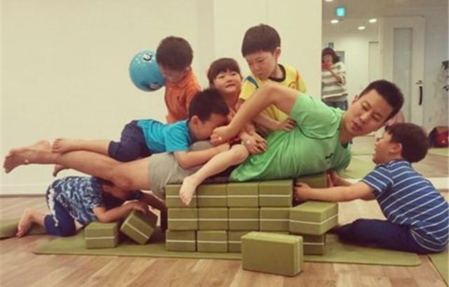 儿童瑜伽课,如何搞定3岁以下的小伽人